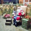 Santa in Ridgeway!