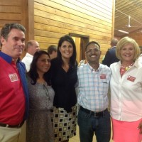 Ridgeway Entrepreneurs and the Governor of South Carolina