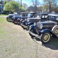SC Model T Ford Club Stops For A Visit