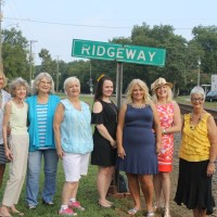 Mayor Herring Salutes Ridgeway Female Entreprenurs