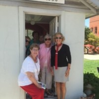Retired Educators Visit the Police Station