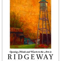 11th Annual Arts on the Ridge ART POSTER