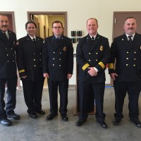 New Ridgeway Fire Dept Opening Ceremony