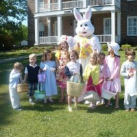 EASTER  PROMENADE Sat, March 26th at 10am
